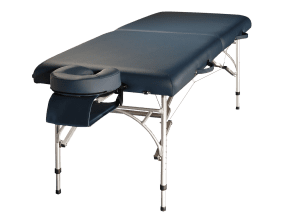 מיטת טיפולים קלת משקל מאלומיניום Mercury-II