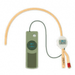 Eurochild-effective device for preventing infections in the catheter