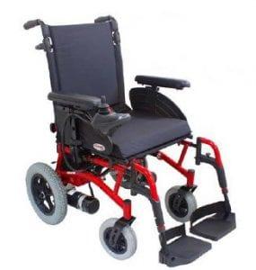 כסא גלגלים ממונע מתקפל דגם e-fold