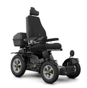 כיסא גלגלים ממונע לתנאי שטח דגם X850 Corpus
