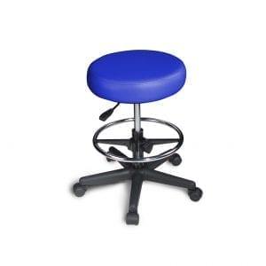 כסא מטפל בלי גב דגם MS-02, MS-02H