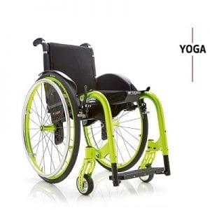 כיסא גלגלים קל משקל – YOGA