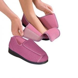 נעלי בית לאישה