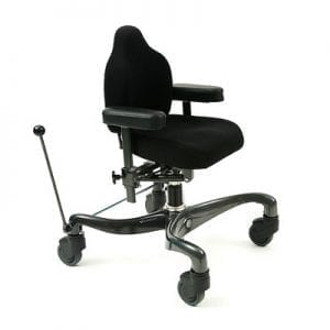 Work chair for the Aeroflex siteriit ABC for children