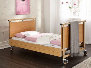 Lightweight electric Bed-Allura Mighty
