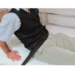 ווסט רשת שחור למיטה
