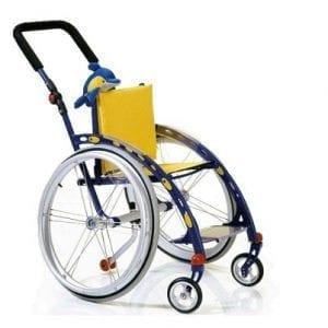 כסא גלגלים לילדים – Brix
