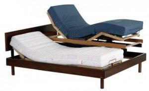 מיטה מתכווננת קרוליינה