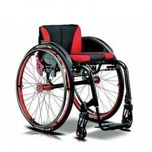 כיסא גלגלים קל משקל – Cobra Sport