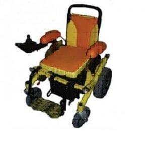כסא גלגלים ממונע -CT 1220