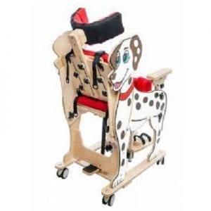כסא שיקומי לילדים ונוער- דגם דלמטי – מידה 3