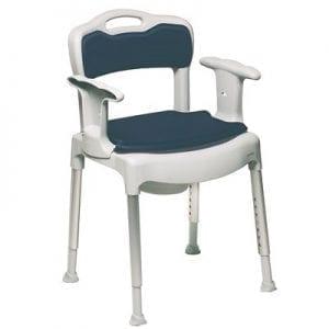 כסא שירותים ורחצה סוויפט קומודה
