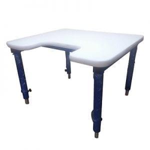 שולחן מתכוונן- פיקוס