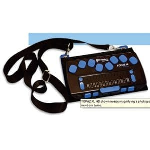 FOCUS14/40/80 Blue Braille Display-14-cell