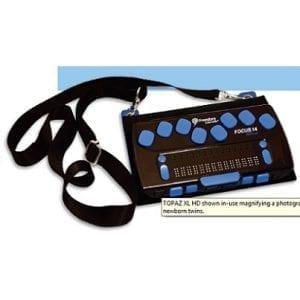 צג ברייל Focus14/40/80 Blue – ארבעה עשר תאים