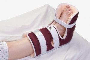 מגן עקב לפצעי לחץ  – היל-ליפט גלייד