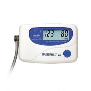 Master Med V3 מד לחץ דם דיגיטלי לזרוע עם ניפוח אוטומטי