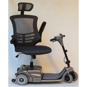 אופיס 2 – כיסא משרדי ממונע