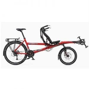 PINO Tandem Bike-ALLROUND