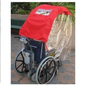 "Wheelchair auxiliary Motor detachable – ""Pony"""