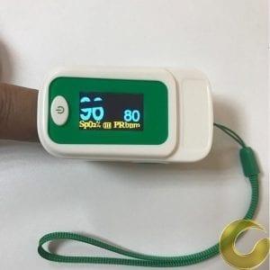 פולס אוקסימטר – מד רמת חמצן בדם