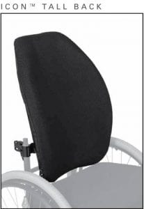 Backrest Model Tall