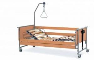 מיטה סיעודית ביתית דגם Domiflex