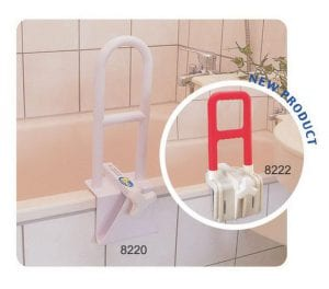 Bathroom Railing Model 8220