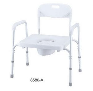 Toilet chair and bathing model 8580A