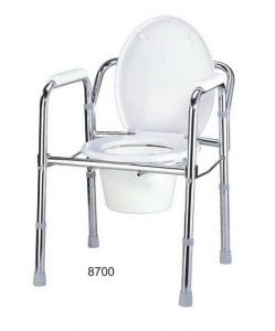 Toilet seat and bathing model 8700