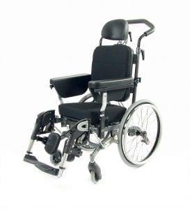 כיסא גלגלים הפעלה ידנית לילדים דגם Cirrus Kid