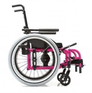 כיסא גלגלים הפעלה ידנית לילדים דגם Helio Kid