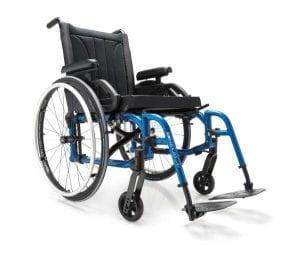 כסא גלגלים אקטיבי דגם Helio A7