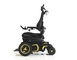כיסא גלגלים הנעה קדמית דגם F5 Corpus