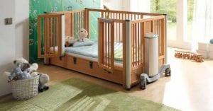 מיטה סיעודית לילדים דגם Dino