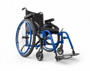 כסא גלגלים אקטיבי דגם Helio A6