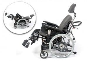 כסא גלגלים דגם שיקומי Cirus G5