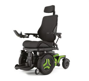כיסא גלגלים הנעה קדמית דגם F3 Corpus
