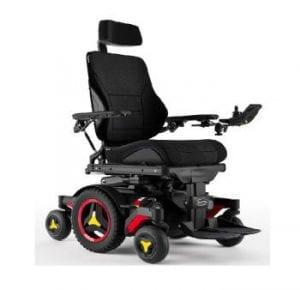 כיסא גלגלים הנעה מרכזית דגם M3 Corpus