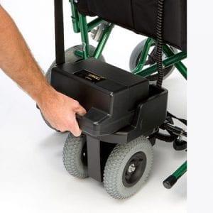 Wheelchair auxiliary S-Drive model PWCPP009