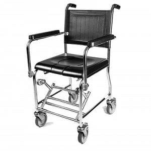 כיסא שירותים ורחצה סיעודי