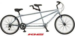 אופני טנדם ספורט KHS Tandemania Sport