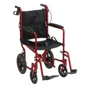 כסא גלגלים העברה טרנזיט קל משקל