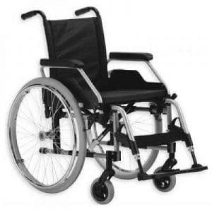 כסא גלגלים קל משקל – Eurochair Vario