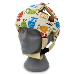 קסדת בטיחות,  כובע  מגן לתינוק.  SLUGY KID