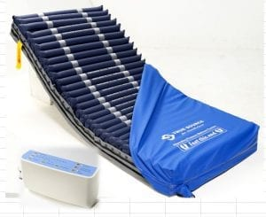 Dynamic Air mattress for TRUE SOURCE pressure lesions 506