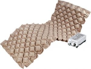 Mattress for pressure lesions