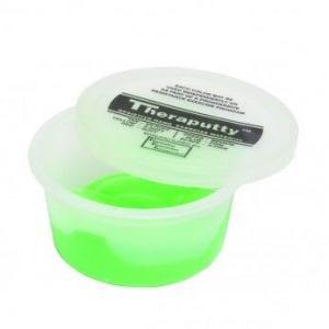 טרהפלסט ירוק –  פלסטלינה רפואי 57 גרם