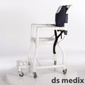 כסא רחצה שירותים מפלסטיק