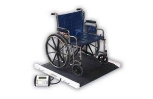 משקל לאדם על כיסא גלגלים